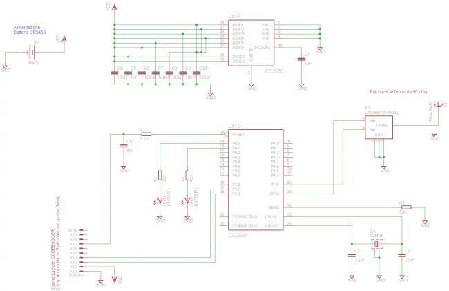Schemi Elettrici Open Source : Progetto anti smarrimento brainstorming sugli schemi