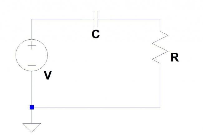 Circuito Rc : Simulink un semplice circuito r c elettronica open source