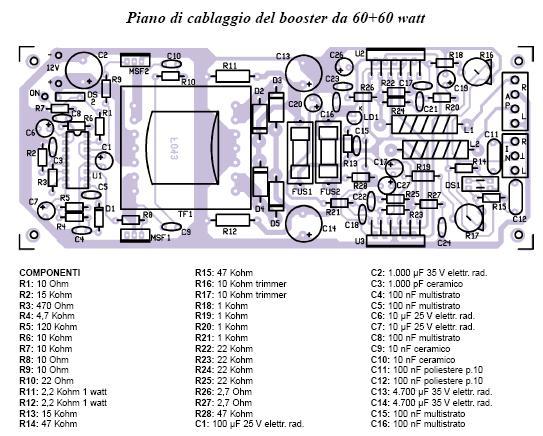 Schema Elettrico Mbk Booster : Schema elettrico booster fare di una mosca