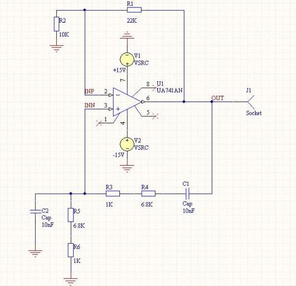 Schema Elettrico Hyundai Galloper : Schema elettrico oscillatore a ponte di wien fare una