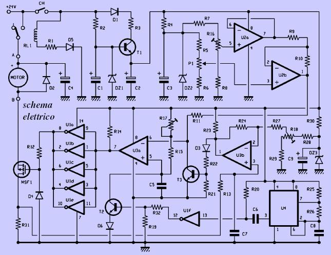 Schema Elettrico Xsara Break : Schema motore bici elettrica fare di una mosca