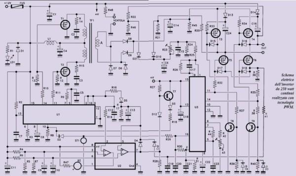 Schema Elettrico Inverter : Schema elettrico saldatrice inverter boiserie in