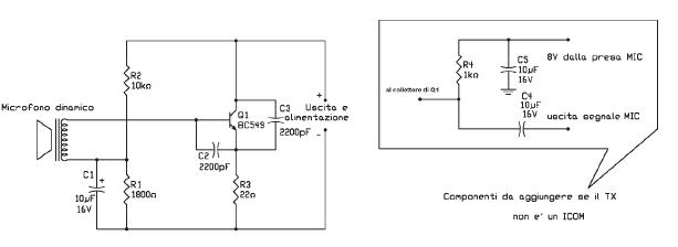 Schema Elettrico Micro Usb : Schema elettrico microfono fare di una mosca