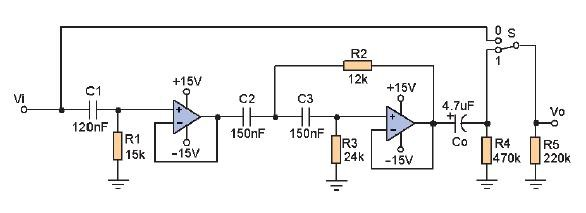 Schema Elettrico Filtro Per Subwoofer : Schema elettrico filtro passa basso fare di una mosca
