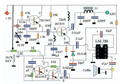 Schema elettrico cuffie iphone