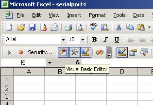 Comunicazione con Porta Seriale in Excel (VBA) | Elettronica