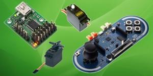Gestione di un dispositivo Pan & Tilt con la scheda Arduino Esplora