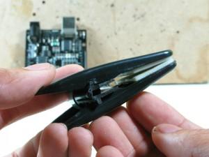 Clip tagliati