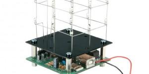MK193, un cubo LED fai-da-te subito pronto all'uso