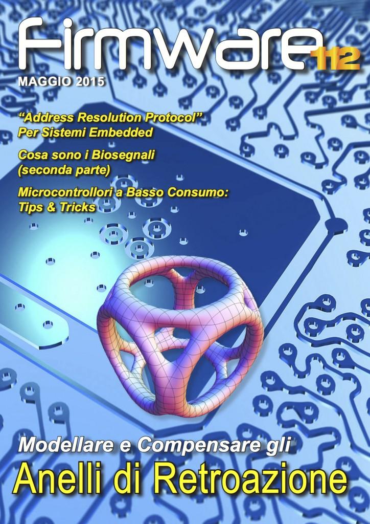 Copertina Firmware 112