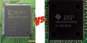 FPGA vs DSP