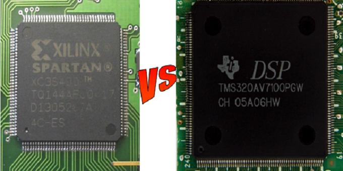 FPGA vs DSP | Elettronica Open Source