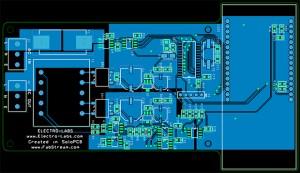 PCB Wattmetro