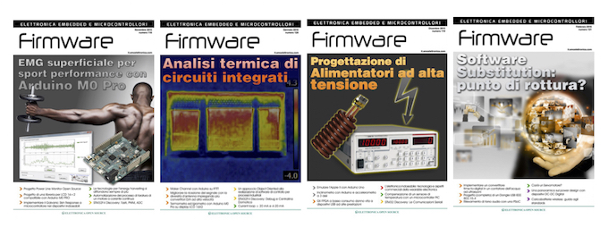 Rivista di elettronica Firmware