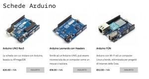 """Arduino: speriamo non diventi il solito """"italian job"""""""