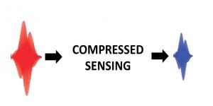 Compressed Sensing: differenze con le normali tecniche di campionamento
