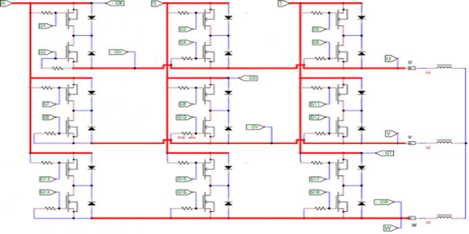 Schema Elettrico Inverter Per Motori : Generatore eolico con motore asincrono ed inverter