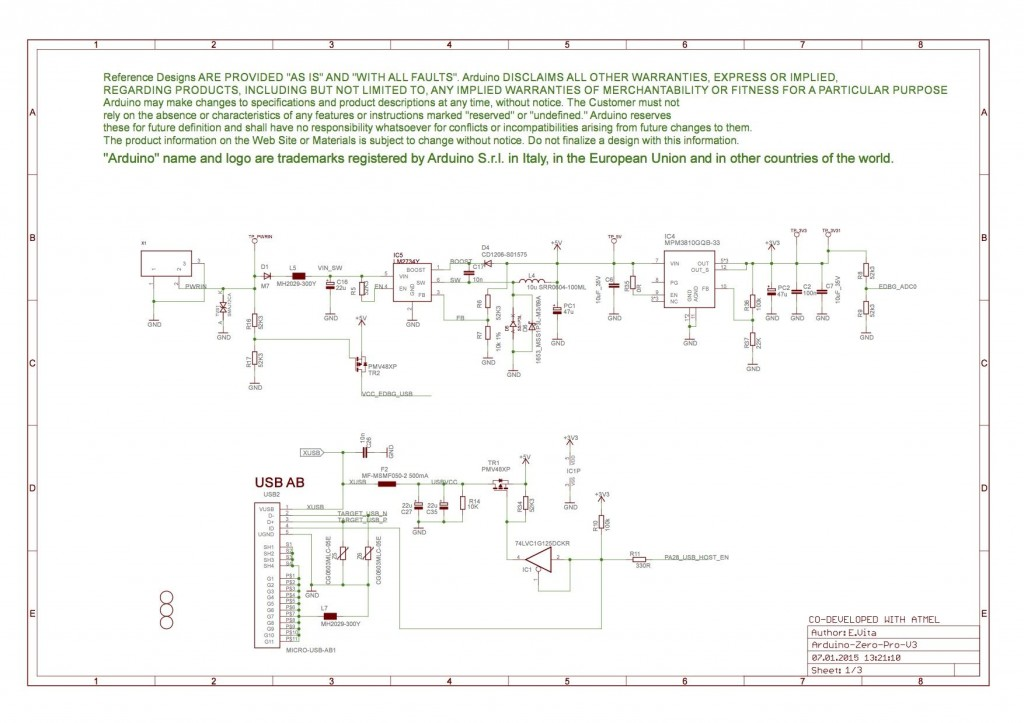 Arduino m pro presentazione e specifiche tecniche