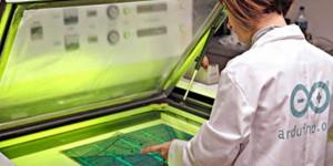 Arduino stampante laser