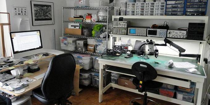 Volete Il Vostro Laboratorio Elettronico Per Il Do It