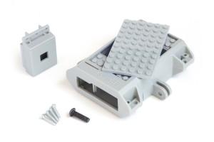 Esempio di case per RasPi compatibile con LEGO attualmente in commercio