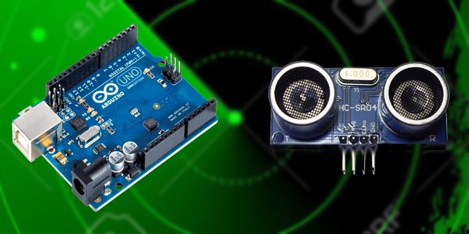 Realizzazione di un rilevatore sonar con arduino