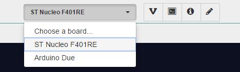 """VIPER IDE - """"Choose Board"""""""