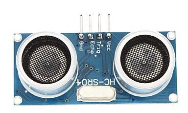 Figura 3: Sensore ad ultrasuoni HC-SR04.
