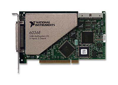 Figura 1.0.5: NI PCI - 6036E