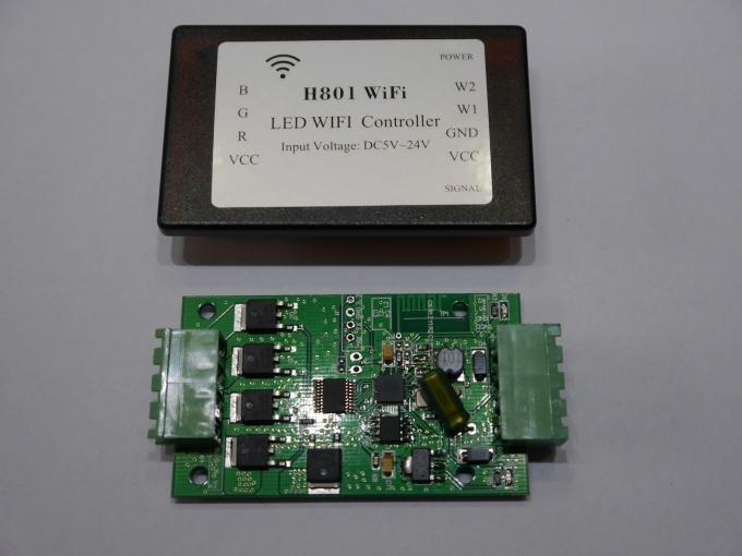 RGB Strip Driver con ESP8266