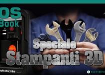 EOS-Book @7 Stampanti 3D