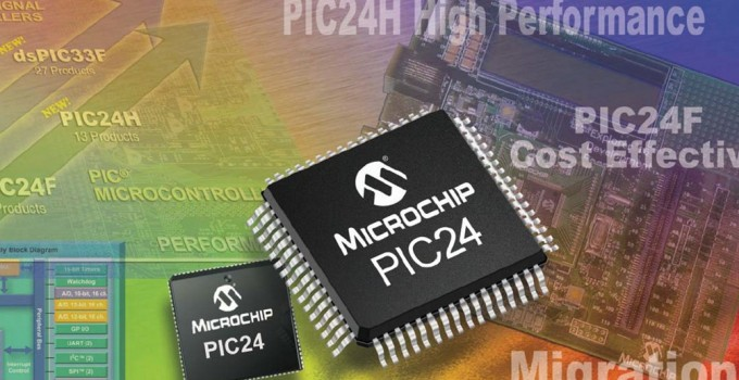 Microcontrollori PIC24F
