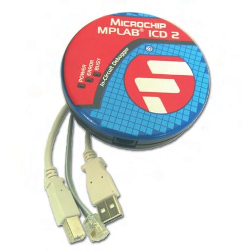 Figura 1. Microchip MPLAB® ICD2