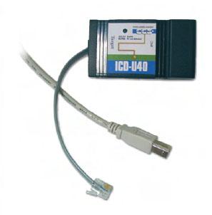 Figura 3. L'ICD-U40 di Custom Computer ServicesINCget