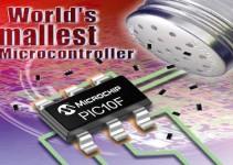 microcontrollore PIC10F