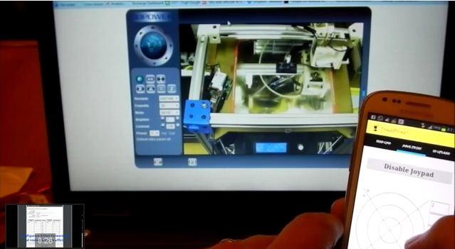 Zubi: esempio di configurazione con Webcam