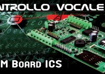 DM Board controllo vocale