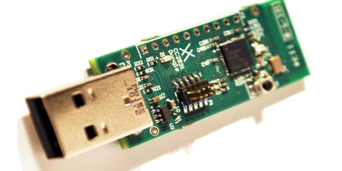 Dongle USB IEEE 802.15.4
