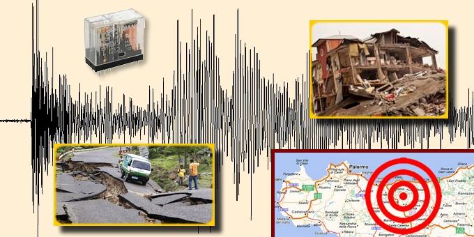 rilevatore di terremoti