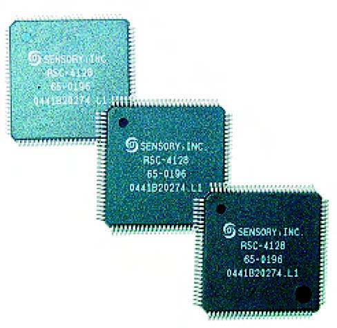 Figura 1. Immagine del chip RSC-4128