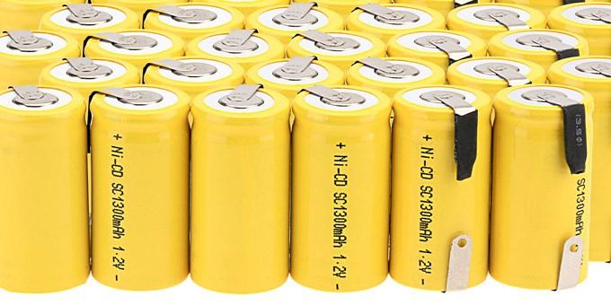 Ricaricare una batteria nichel-cadmio in modo affidabile ed economico