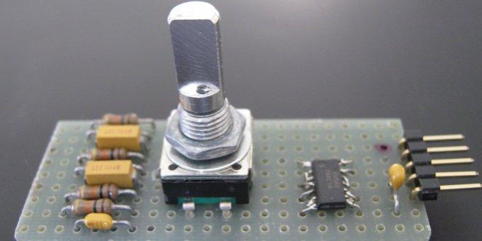 Schema Collegamento Encoder Incrementale : Un encoder per arduino elettronica open source