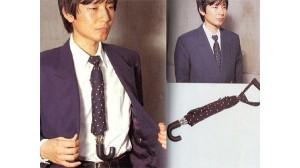 ombrello cravatta