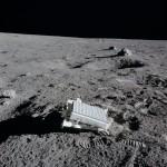Figura 6: Array posizionato dall'Apollo 14
