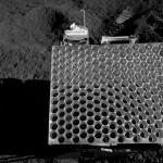 Figura 8: Foto dell'array posizionato dall'Apollo 15
