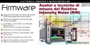 Firmware n. 123 con RIN, Controllino, Smart Grid, Optoelettronica e molto altro!