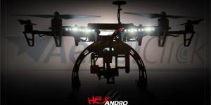 La rivoluzione della dronotica: aspetti progettuali di un drone