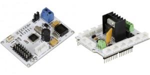 Controllo motore e servomotore per Arduino