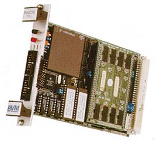 Figura 3. Le schede elettroniche VME (3U)