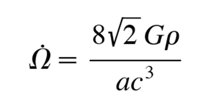 """Figura 2: L'equazione che potrebbe cambiare la """"fantascienza"""""""